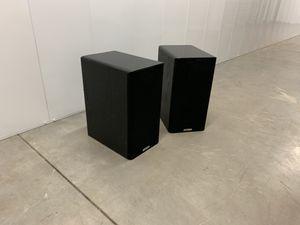 "Polk Audio TSi200 2-Way Bookshelf Used Speakers with Dual 5-1/4"" Drivers - Pair (Black) for Sale in Phoenix, AZ"