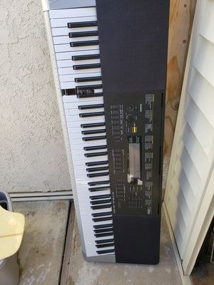 Casio keyboard for Sale in Yorba Linda, CA