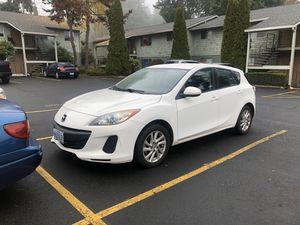 2012 Mazda 3 Hatchback for Sale in Vancouver, WA