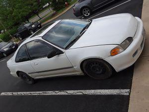 94 Honda Civic Ex for Sale in Herndon, VA