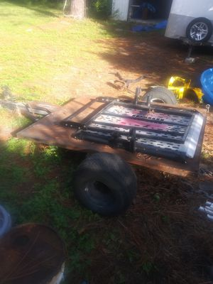 Homemade bike trailer for Sale in Hudson, FL