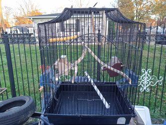 Nice bird cage for Sale in Warren Park,  IN