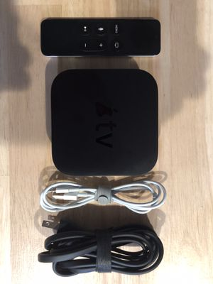 Apple TV HD (4th Generation) for Sale in Savage, MN