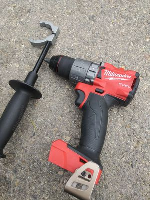 Milwaukee hammer drill for Sale in North Las Vegas, NV