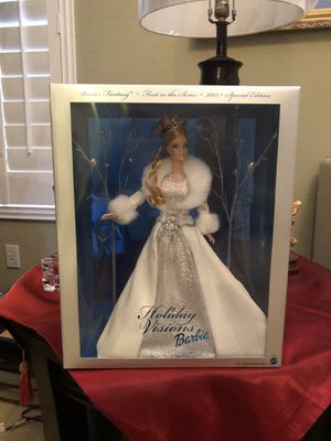 HOLIDAY VISION BARBIE/First in the Series! for Sale in Las Vegas, NV