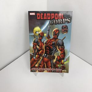 Deadpool Corps Comic for Sale in Glendale, CA