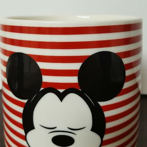 Collectible Disney mug, Mickey Mouse Mug, 3 faces, 25 ounces Large, Microwave & Dishwasher safe. for Sale in Lakeside Park, KY