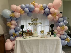 Balloon Garland Backdrop for Sale in Mesquite, TX