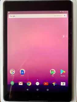 Google Nexus 9 Tablet for Sale in Seattle,  WA
