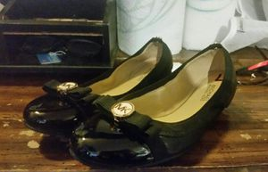 michael kors ballet flats size 7 for Sale in West Columbia, SC