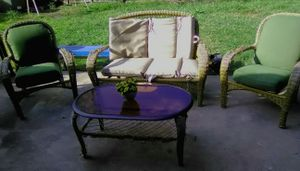 4 Piece Outdoor Furniture $100 for Sale in San Antonio, TX