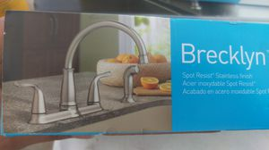 Kitchen faucet,, stainsteel for Sale in Grand Prairie, TX