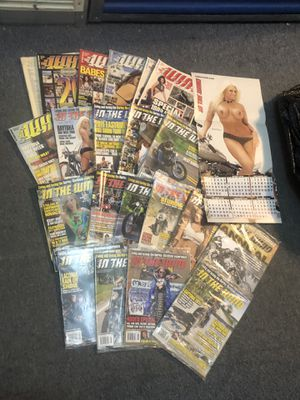 21 In the Wind Magazines! 👀 for Sale in Worcester, MA
