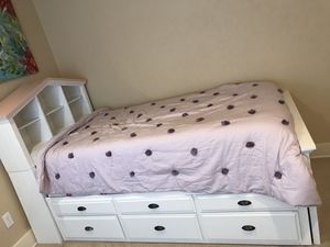 Kids twin trundle bed for Sale in Seattle, WA