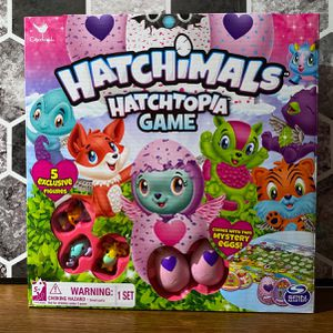 Hatchimals With Hatchitopia Game for Sale in Chicago, IL