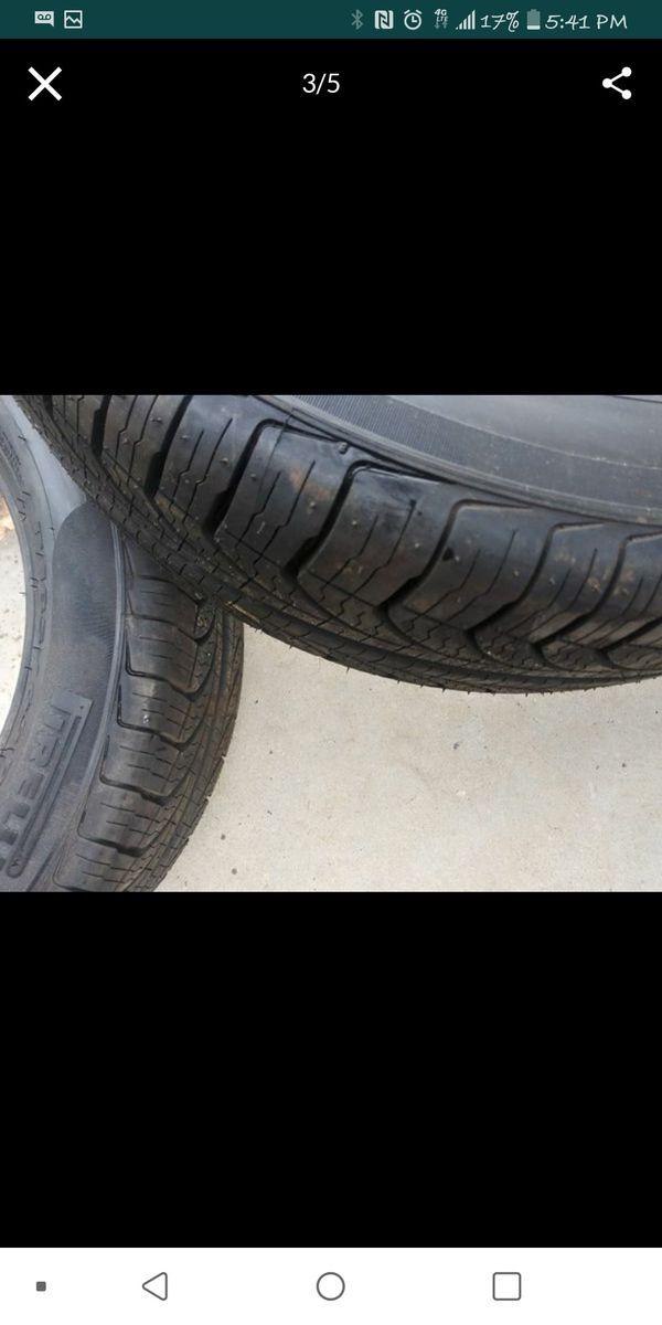 New Pirelli tires 2 total 185/55/r15
