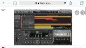 Logic Pro x for apple on my flash drive 45$ bro for Sale in Portland, OR