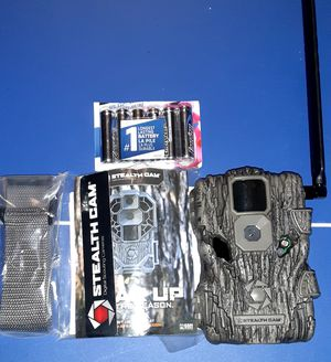Stealth Cam digital scouting camera, brand new for Sale in Saint CLR SHORES, MI