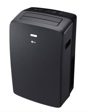 LG LP1217GSR 115V Portable Air Conditioner with Remote Control ac dehumidifier for Sale in Rancho Cucamonga, CA