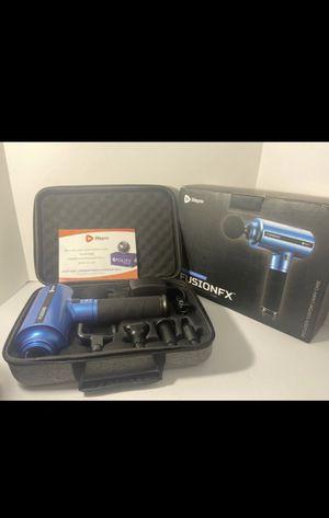 Fusion FX Heated Percussion Massage Gun for Sale in Glendale, AZ