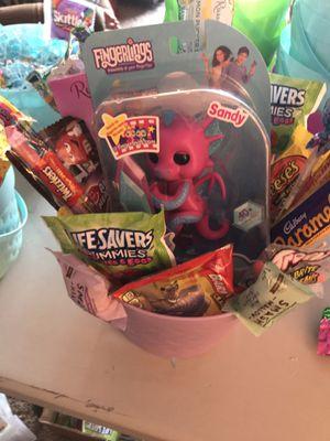 "Customized Easter Candy Bouquets/Baskets**please read entire description of baskets"" for Sale for sale  Coeur d'Alene, ID"