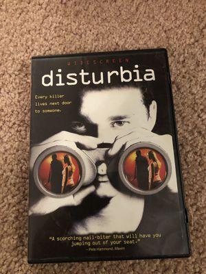 Disturbia DVD for Sale in Victoria, TX