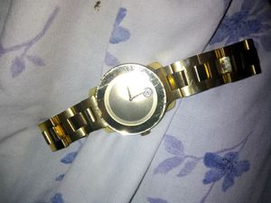 MOVADO GOLD WATCH for Sale in Lincoln Acres, CA