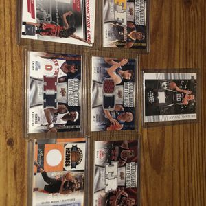 NBA Jersey Trading Cards Lot for Sale in Madera, CA