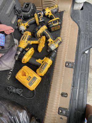 Dewalt drills for Sale in Los Angeles, CA