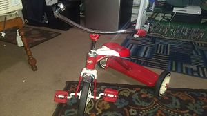 Radio flyer tricycle for Sale in Union, MO