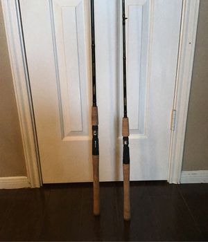 2 Fishing Poles - New for Sale in Deer Park, TX