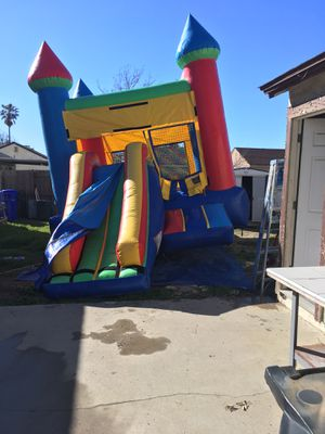 Se renta jumper sillas mesas carpas calent1s {contact info removed} for Sale in Bloomington, CA