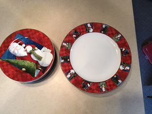 Christmas plates for Sale in Nacogdoches, TX