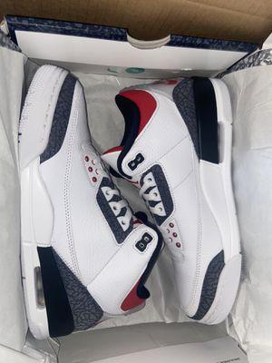 Jordan 3 denim size 9 for Sale in Torrance, CA