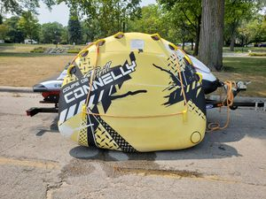 Connelly 4 Person Towable Tube for Sale in Chicago, IL