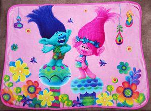 Trolls blanket for Sale in Wenonah, NJ