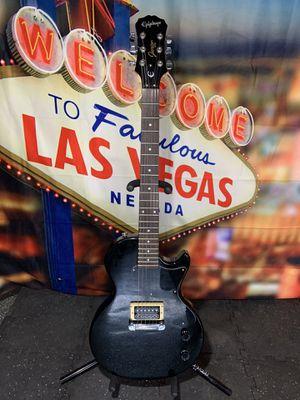 Epiphone Les Paul Junior Electric Guitar W Amp for Sale in Las Vegas, NV