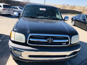 2001 Toyota Tundra for Sale in Dallas, TX