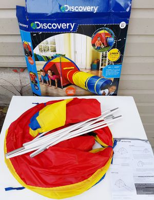 Discovery Adventure Play Tent for Sale in Lacey, WA