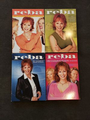 Reba DVDS Season 1,2,3 and 4. OBO for Sale in Everett, WA
