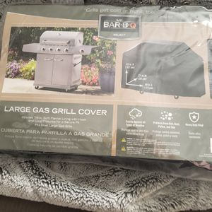 BbQ large gas grill cover Brand new for Sale in Whittier, CA