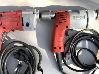 Milwaukee Corded drills - Driver drills - drills for Sale in Vancouver,  WA