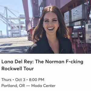 Lana Del Rey for Sale in Gresham, OR