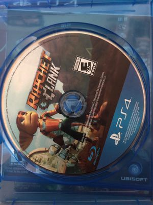 Ratchet & Clank PS4 game for Sale in Mountain View, CA