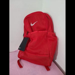 NIKE Red Mesh backpack for Sale in Deer Park, NY