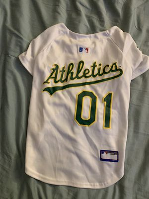 NEW dog jersey size Large for Sale in Fremont, CA
