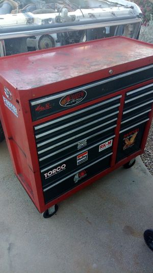 Big tool box 13 drawers $300 OBO for Sale in Phoenix, AZ