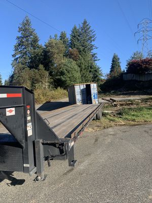 2019 MAXXD 40ft Gooseneck Trailer for Sale in Richland, WA