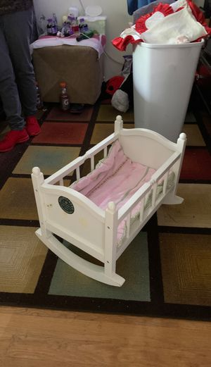 Baby doll crib for Sale in Silver Spring, MD