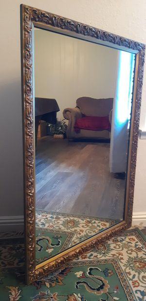 """Wall Mirror 39.5"""" x 27"""" for Sale in Fresno, CA"""